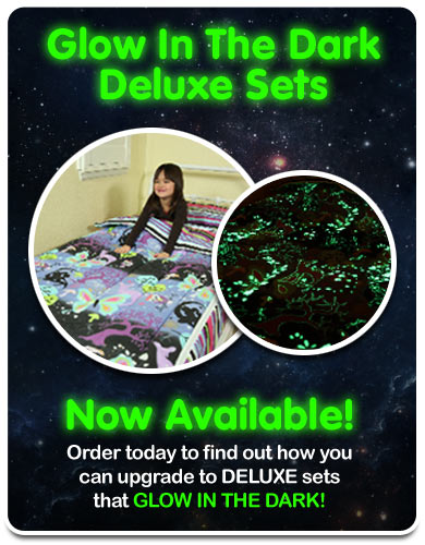 Glow In The Dark Deluxe Sets Now Available - Order Now For Your Chance To Upgrade!