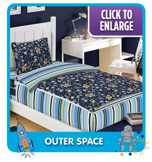 ZipIt Bedding -